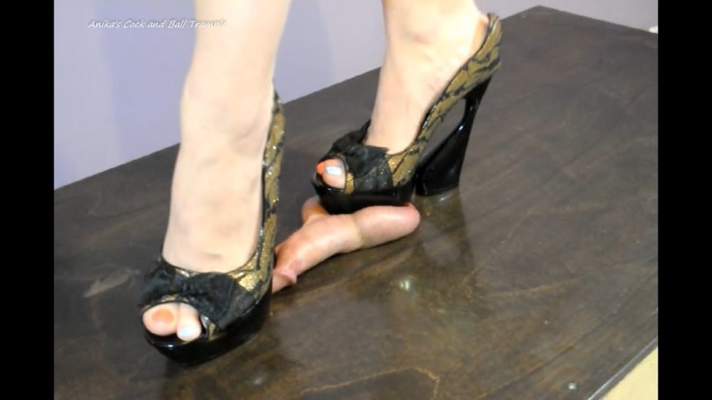 Will your Balls Survive these shoes – Anika
