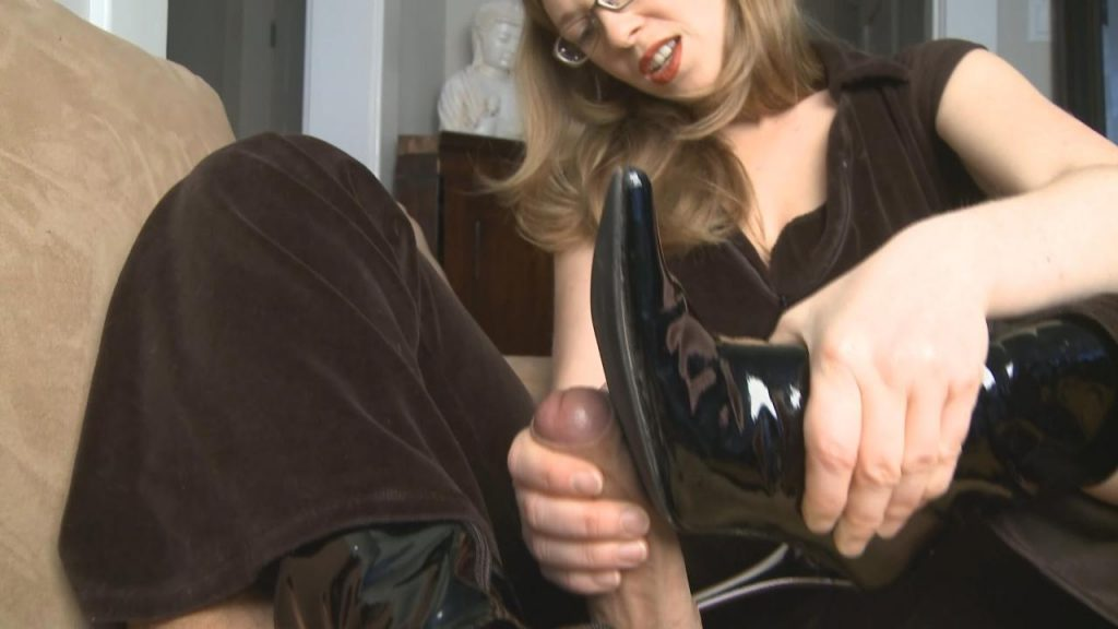 There Will Be Cum – Mistress T