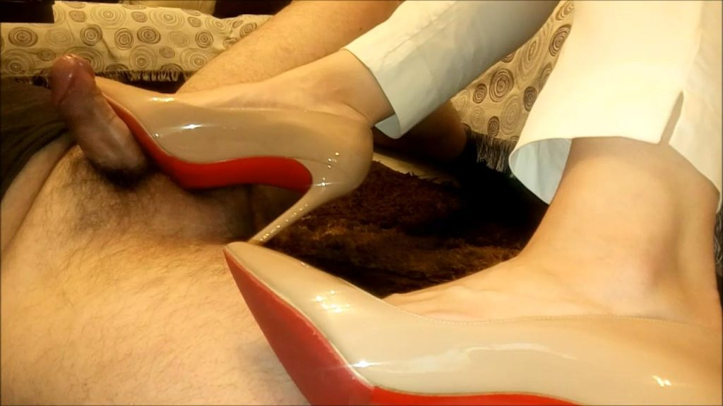 Hard louboutin shoejob – Shoejob Desires