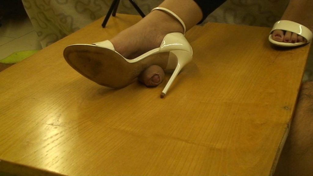 Crush With Heels And Handjob – Sinner Fetish Store