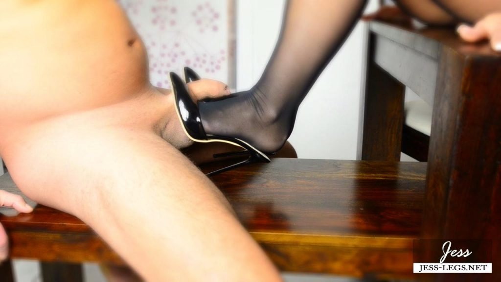 Your Small Dick Is Unworthy Part 1 – Jess-Legs