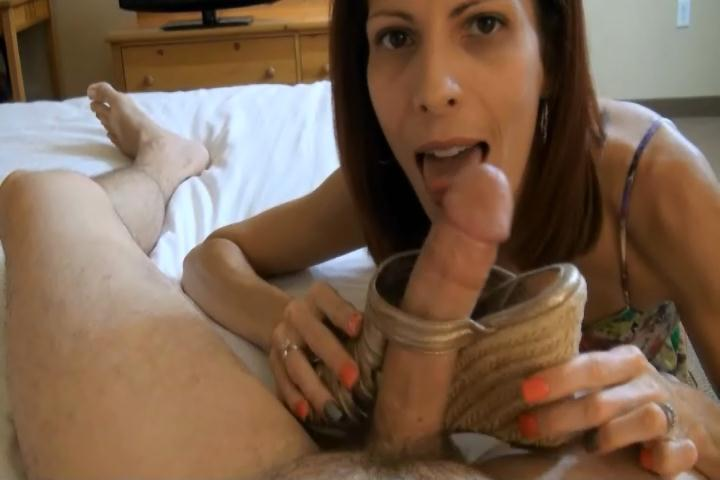 The Best Blowjob + Shoejob – Wife Crazy Clip Store