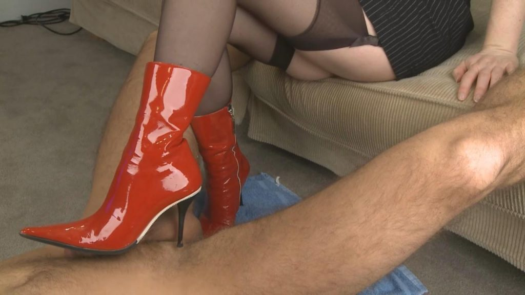 Ass Fucking Red Boots – Paraphilia51