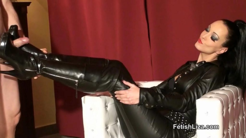 Mistress Boot Fuck – Fetish Liza