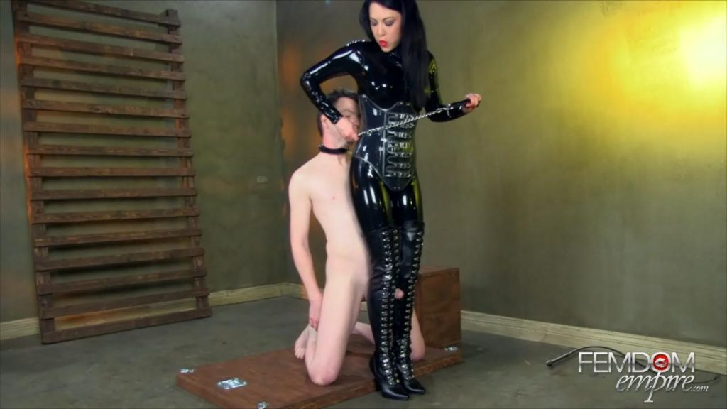 Boot Slaves Reward – Vicious Femdom Empire