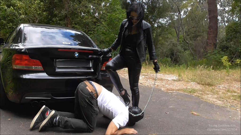 Slave Delivery – Young Goddess Kim