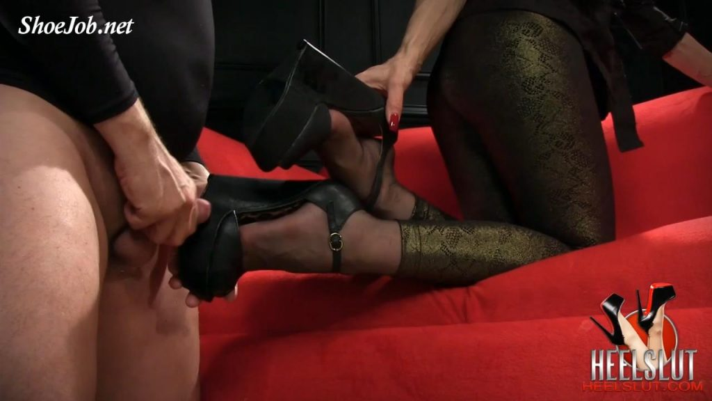 High Wedges – Heel Slut