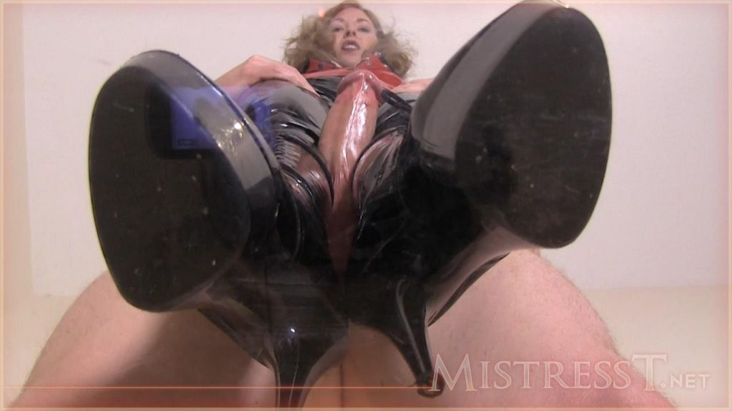 Latex Leg Fucker – Mistress – T – Fetish Fuckery
