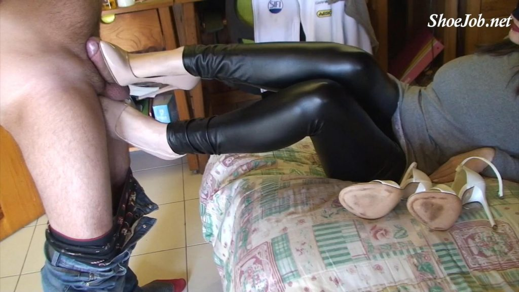 High Heels Worship Shoe Job And Wear Cummed Shoes – Sinner Fetish Store