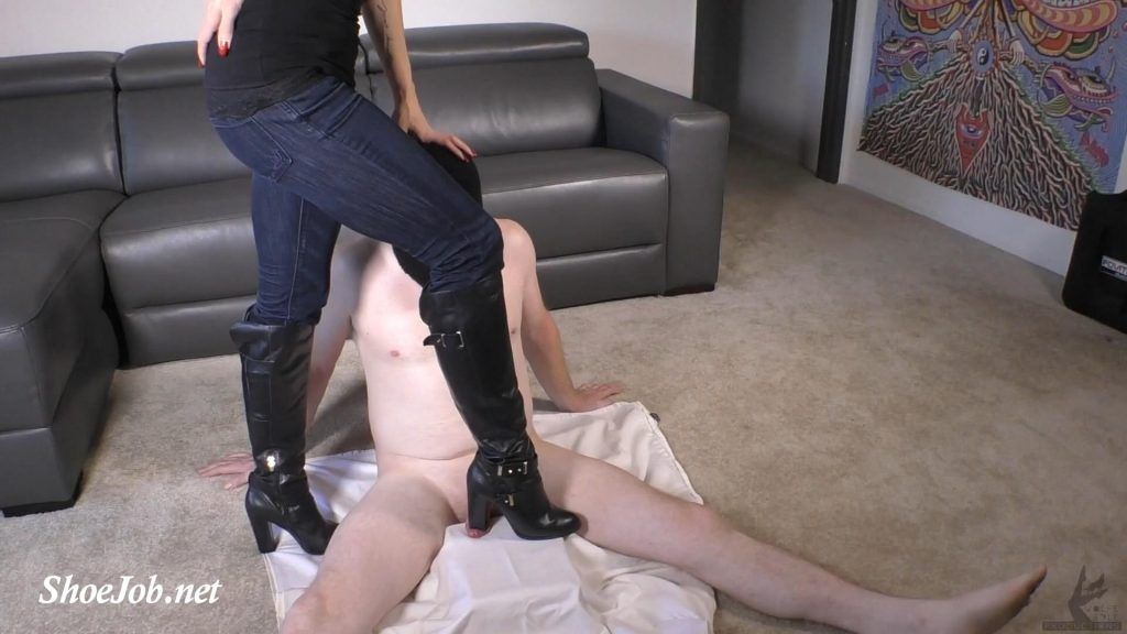 One Minute To Bust Beneath My Boot – The Wolfe Sole Experience