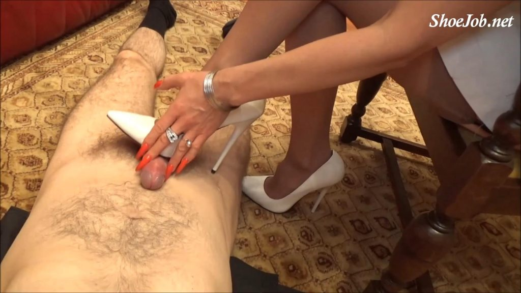 High Heels Nurse Gives A Special Treatment – Fetish Lady Imperatriza