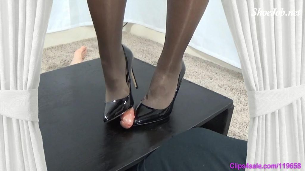 Cum In Mommys Shoe 2 – Forced By Mommy