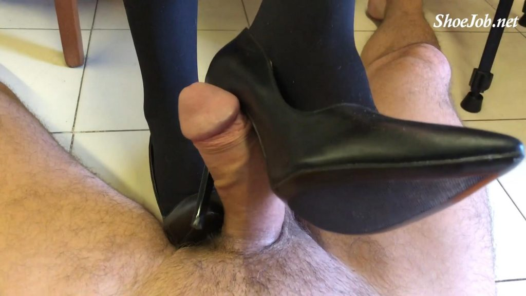 Trampling In Boots And Pumps, Cbt, Shoejob And Wear Cummed Heels – Sinner Fetish Store