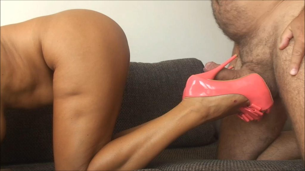 High heels fetish – Dolores Clip Store