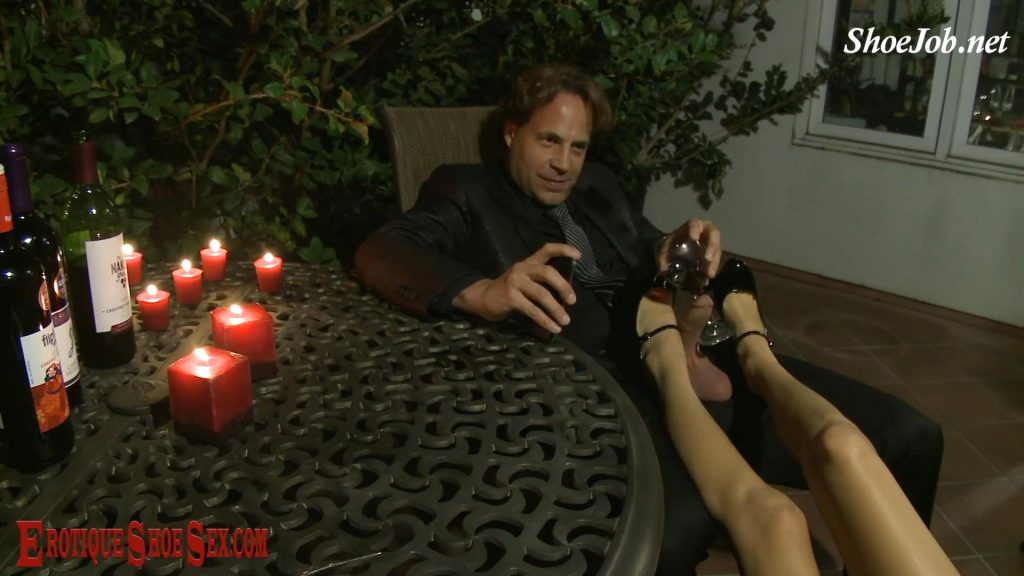 Erotique Shoe Sex (Date Night)