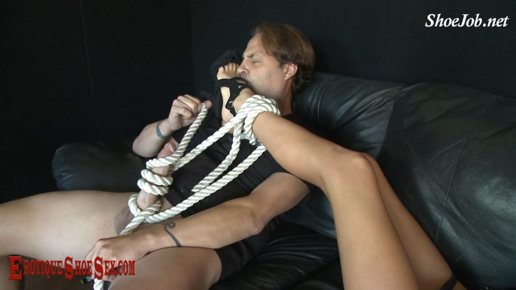 Shoes and Rope – Erotique Shoe Sex