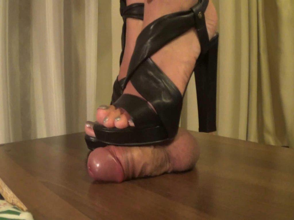 Sexy Sandals Shoejob – Monica