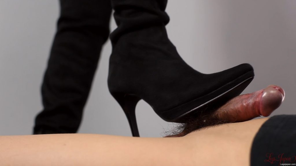 Knee High Boot Stepping – Natsuki Yokoyama