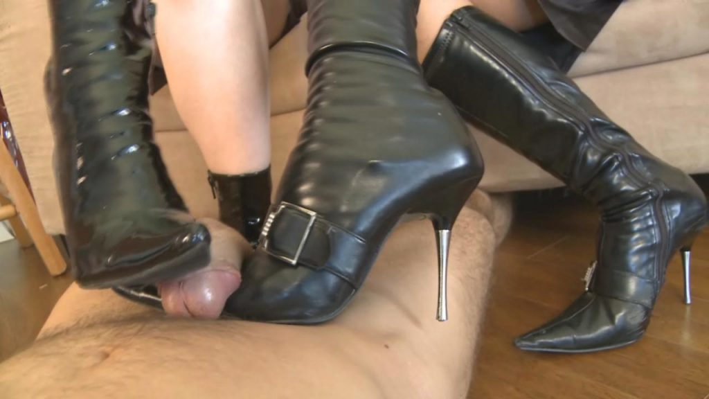 I Can Tell You Like Boots – Paraphilia51