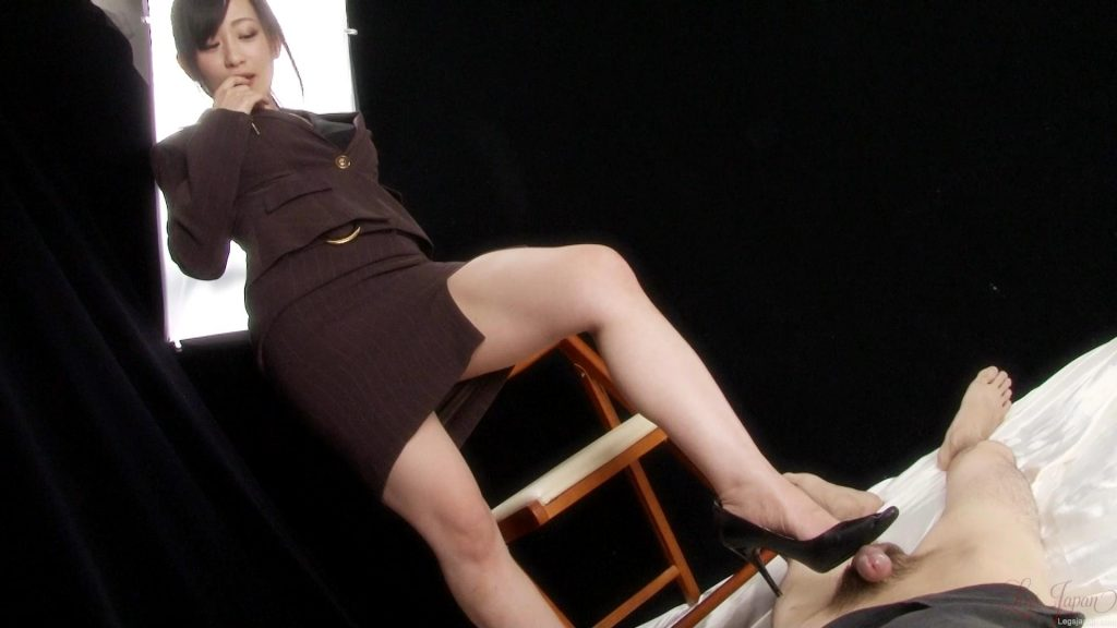 Office Girl Footjob – Yui Kyouno – Legsjapan