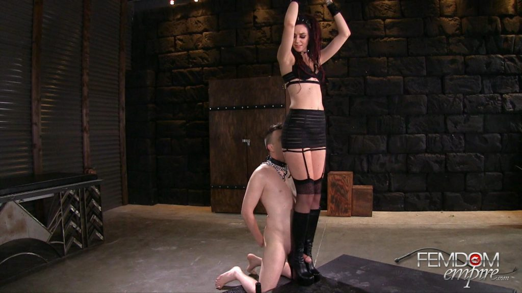 Amazon Boot Fuck – Vicious Femdom Empire