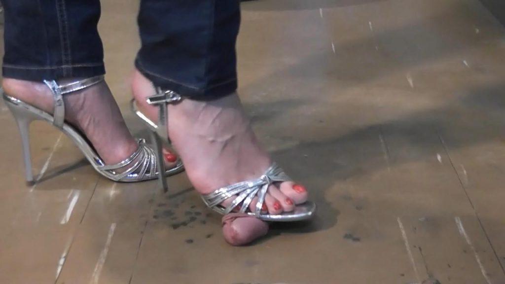 Super Sexy Silver Sandals – Sa Crush Girls