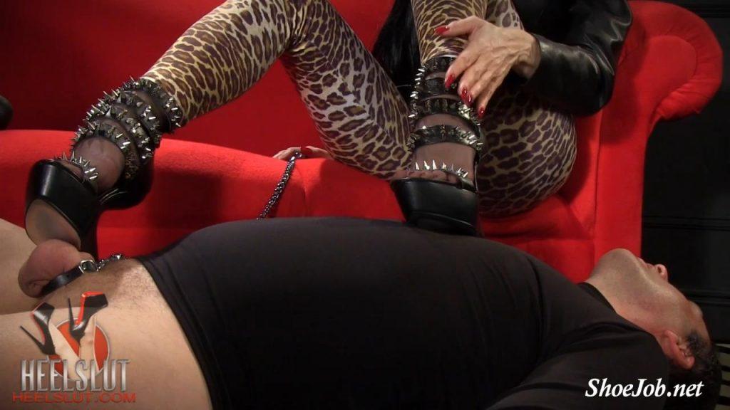 Slave To Her Spikes – Heel Slut