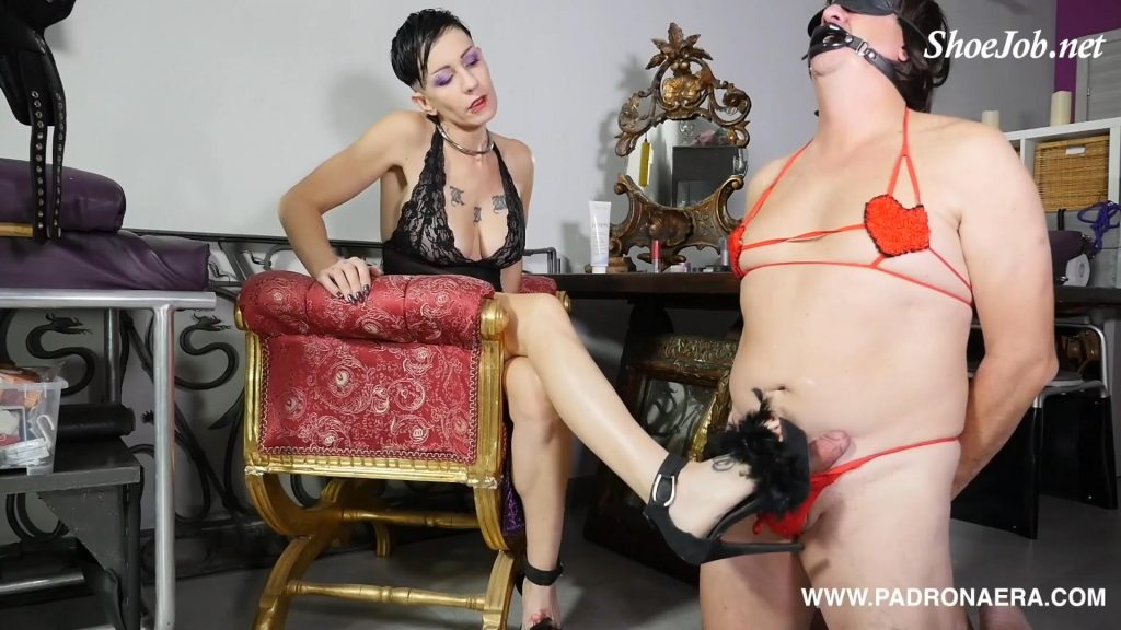 Tease and disgraceful humiliation for my slut part 2 – Padrona Era