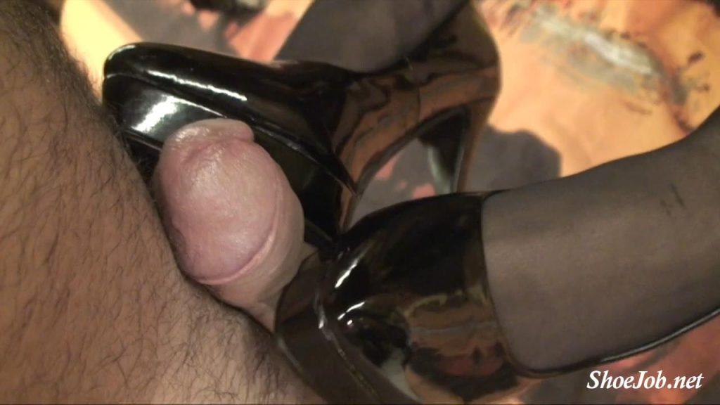 Shoe Job POV – Sinner Fetish Store